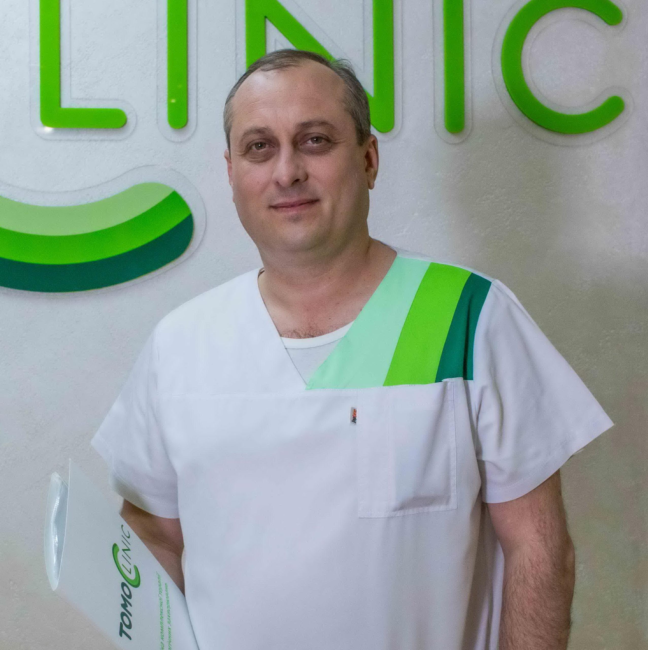 лікар-радіолог андрій воробйов