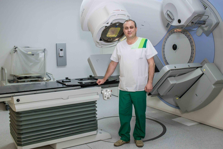 радиотерапия томоклиник