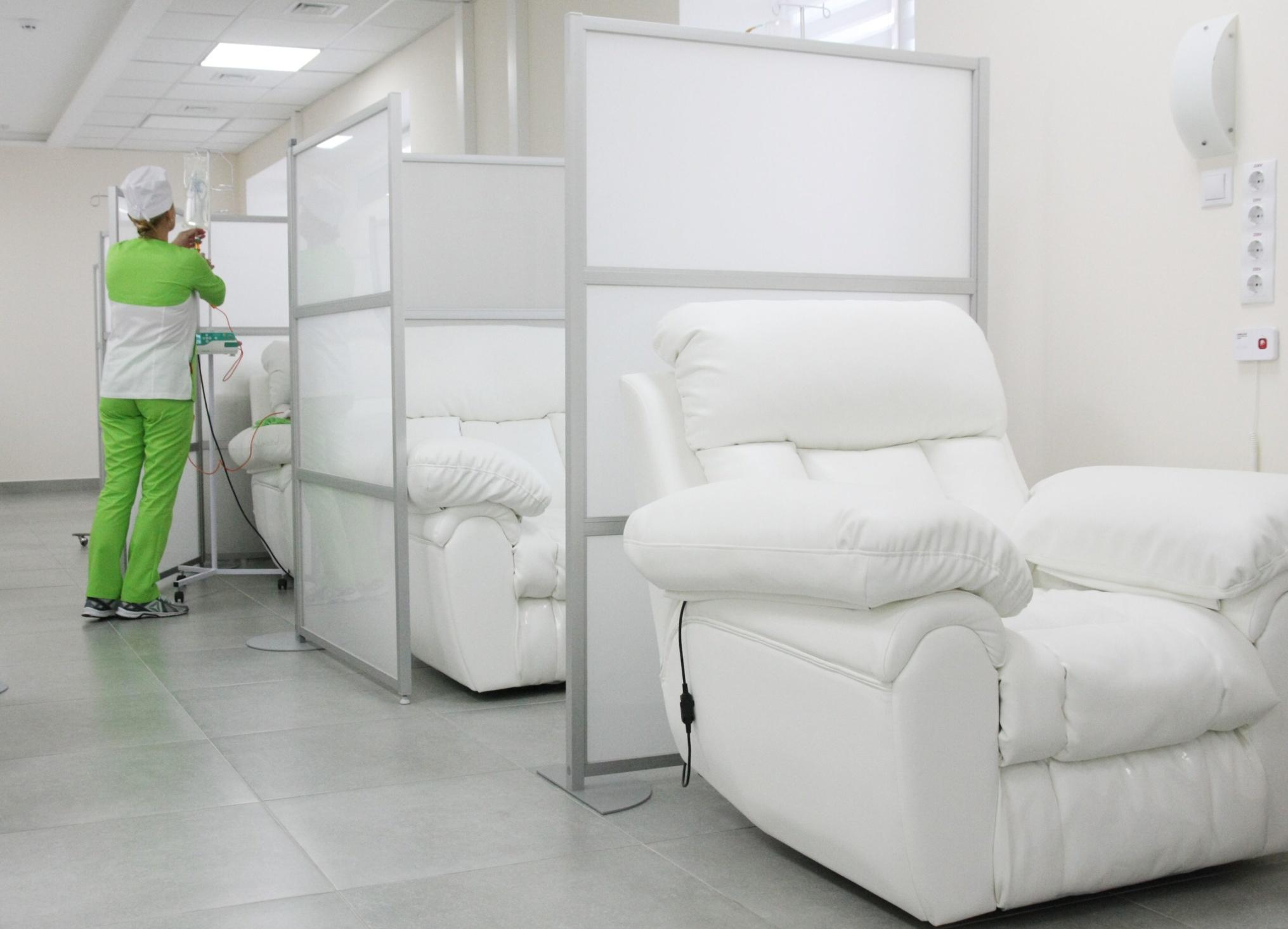 химиотерапия томоклиник