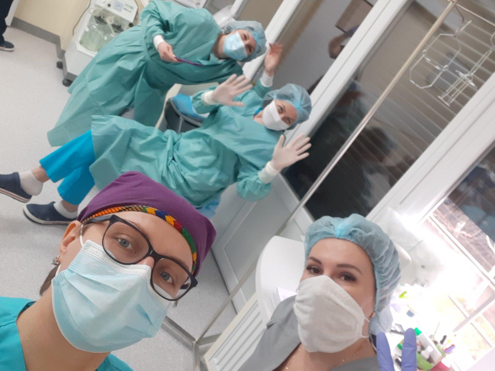 анестезиологи томоклиник
